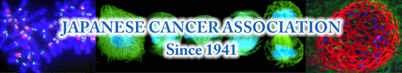 JAPANESE CANCER ASSOCIATION Since 1941